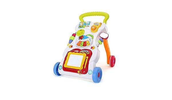 ZHMXHM Andador niños Multifuncional verformbare Velocidad con ...