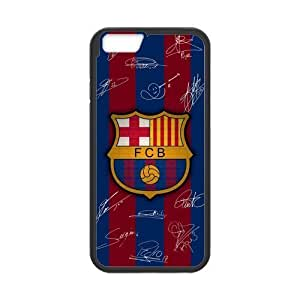 WXSTAR Fashion FC Barcelona Custom Case for iPhone6 4.7
