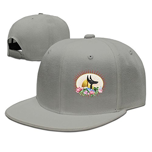 HAILIN TATTOO Bling Bling Anubis God Anubis Soldier School Hat Baseball Cap Polo Style Unconstructed