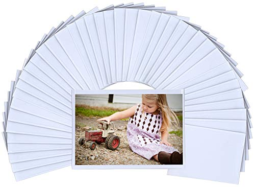 Iconikal 4 x 6 Magnetic Photo Sleeves - 40 Pack -