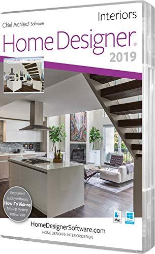 Amazoncom Chief Architect Home Designer Interiors 2019 Software - Interior-home-designer