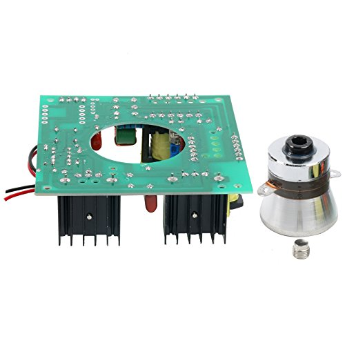 60W 40KHz Ultrasonic Cleaning Transducer Cleaner + Power Driver Board 110V AC by YaeCCC (Image #6)