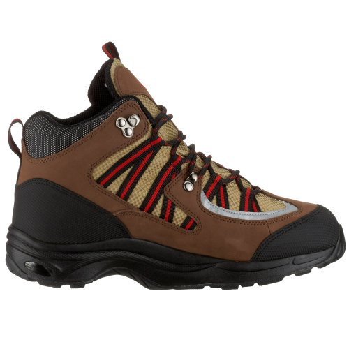 Chung -Shi Women's Balance Step All-Weather Waterproof Boot Brown - Brown naYrRiL