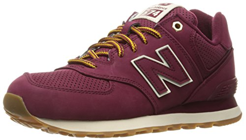 New Balance Men's 574 Outdoor Boot Sneakers, Sedona Red, 9 D US