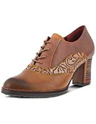 L`Artiste Womens Lavada Oxford