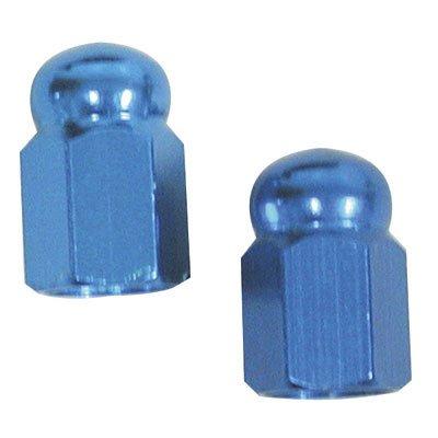 Trik Topz Alloy Valve Caps pr. Blue