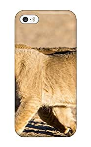 Snap-on Baby Lion Photos Case Cover Skin Compatible With Iphone 5/5s