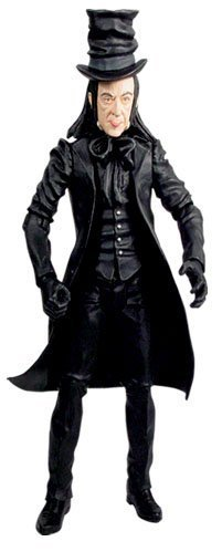"Chitty Chitty Bang Bang Child Catcher Deluxe 8"" Figure (black)"