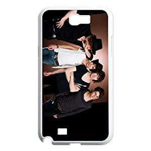 Samsung Galaxy N2 7100 Cell Phone Case Covers White The Kooks J9886007
