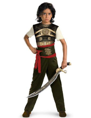 Dastan Classic Costume, Child M(7-8)