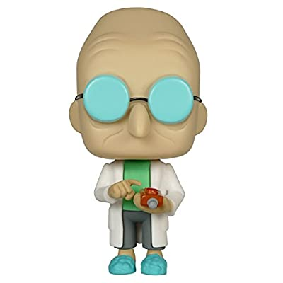 Funko POP TV: Futurama - Professor Farnsworth Action Figure: Funko Pop! Television:: Toys & Games