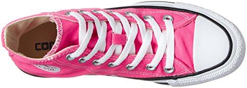 Converse Unisex Adulto Chuck Taylor All Star Alta Sneaker Rosa (rosa Pow)