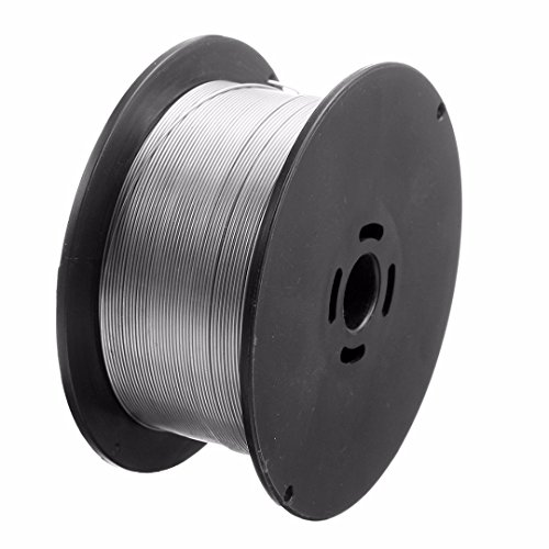 Stainless Steel Welding Wire, Rosin Core Solder Spool Gasless Flux Core Welding Wire 0.8mm 500g by PDTO (Image #2)