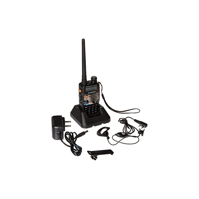 Baofeng UV5RA Ham Two Way Radio 136-174/