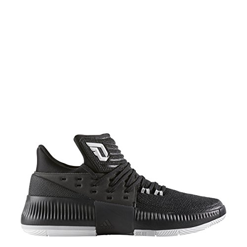 adidas Men's Dame 3 Basketball Shoe Core Black-white-utility Black outlet with paypal order online HbEwrvp
