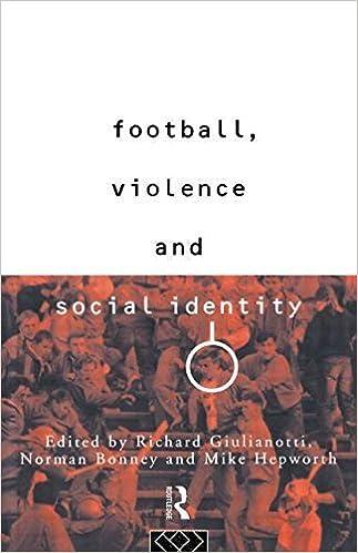 Football, Violence and Social Identity (1994-09-15)