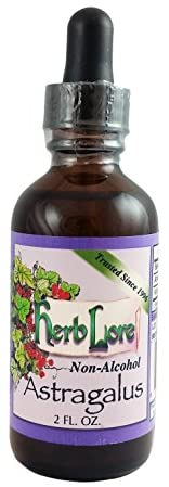 Astragalus Tincture – Astragalus Root Extract Liquid for Kids and Adults – Immune System Booster – Alcohol Free – 2 Ounces – Herb Lore