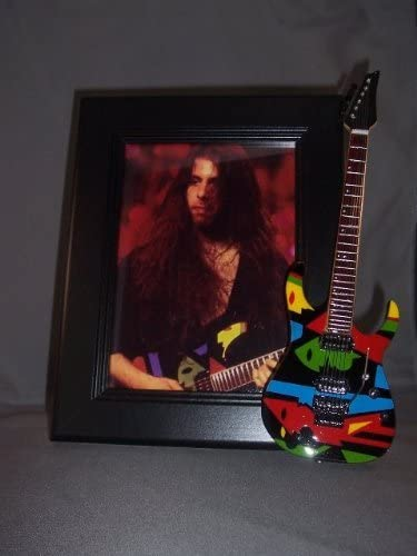 DREAM THEATER JOHN PETRUCCI guitarra PICASSO marco de fotos ...