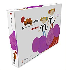 Molalaletra - Nivel 3 - 5 años (Pauta): Amazon.es: Usero Alijarde, Aurora: Libros