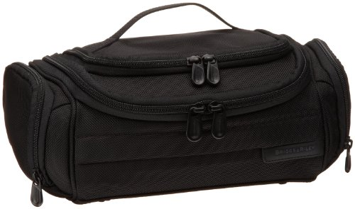 briggs-riley-baseline-executive-toiletry-kitblack45x115x55