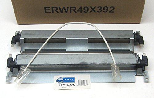 WR49X392 GE Refrigerator Heater & Bracket Assembly Kit PS303265 AP2635762
