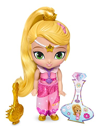 [Fisher-Price Nickelodeon Shimmer & Shine, Genie Disguise Leah] (Genie Outfit)