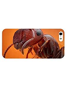 3d Full Wrap Case for iPhone 5/5s Animal Ant11