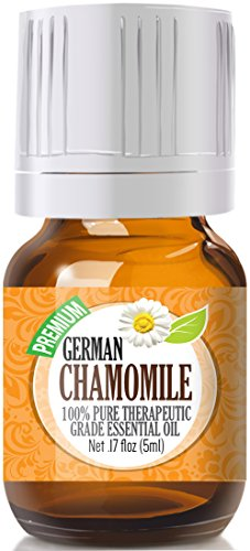 Chamomile, German 100% Pure, Best Therapeutic Grade Essential Oil - 5ml