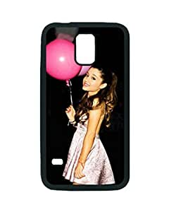 Ariana Grande Yours Truly Telease Party ~ For Case Iphone 5C Cover Black Hard Case ~ Silicone Patterned Protective Skin Hard For Case Iphone 5C Cover - Haxlly Designs Case