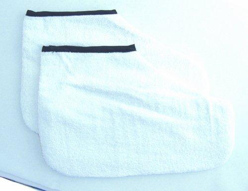Debra Lynn Professional Terry Cloth Booties (1 Pair) by Debra Lynn