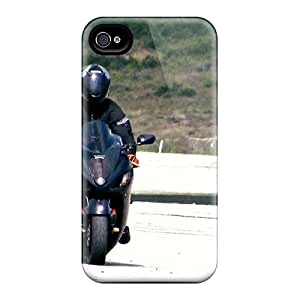Fashion Tpu Cases For Iphone 4/4s- Hayabusa Defender Cases Covers