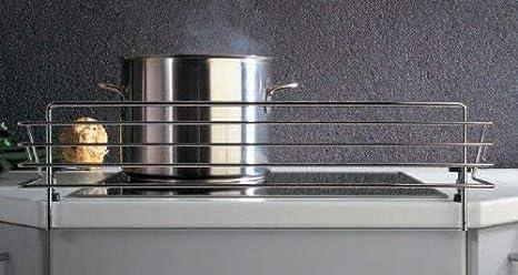 SO-TECH® Rejilla Protectora para Placa de Cocina Pinza de Bloqueo Infantil Barrera de
