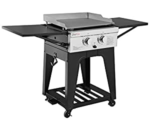 13. Royal Gourmet Regal GB2000 2 Burner Propane Gas Grill Griddle, 22'' L