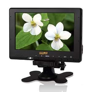 Lilliput 7 pulgadas 667GL Cámara HD HDMI Monitor de campo