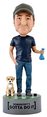 Royal Bobbles Mike Rowe Talking Bobblehead by Royal Bobbles
