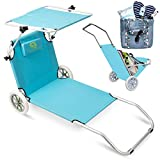 Best Beach Chairs With Wheels - Simpli Better Premium Beach Chairs with Wheels, Making Review