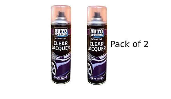 250 ml automático Spray Extreme Metal Madera Pintura brillante ...