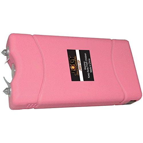 Jolt Jolt 10,000,000-volt Mini Stun Gun, Pink