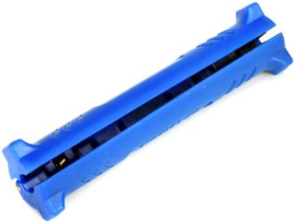 Separador del Cable Coaxial Color Azul