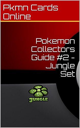 Card 2 Collector Set (Pokemon Collectors Guide #2 - Jungle Set)