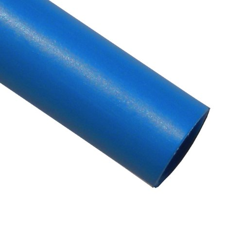 Dunbar M23053/5-103-6-SP 2:1 Heat Shrink 3/32 inch Blue 500 Ft Spool