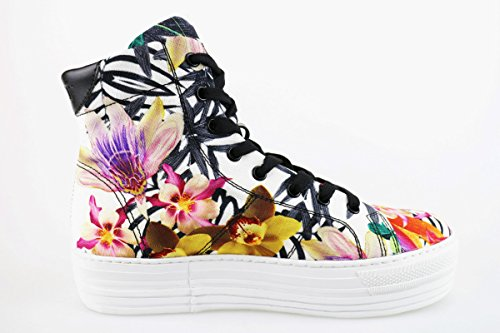 CULT Sneakers Donna Multicolor Tessuto AH873
