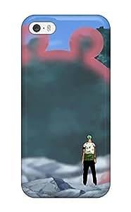 4832828K897299397 one piece anime roronoa zoro Anime Pop Culture Hard Plastic iPhone 5/5s cases