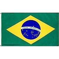 Bandera Nacional de Brasil: 3x5ft poli