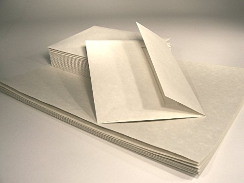 Blank cards stationery set for personal letters, wedding, business event announcements, invitations, thank you notes, party home/office supplies paper/A2 envelopes.