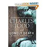 Charles Todd'sA Lonely Death: An Inspector Ian Rutledge Mystery (Ian Rutledge Mysteries) [Hardcover](2010) by  C.,  (Author) Todd in stock, buy online here