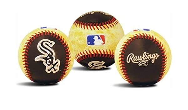 3a40b7929 Amazon.com : Rawlings 2 Chicago White Sox MLB Licensed Embroidered ...