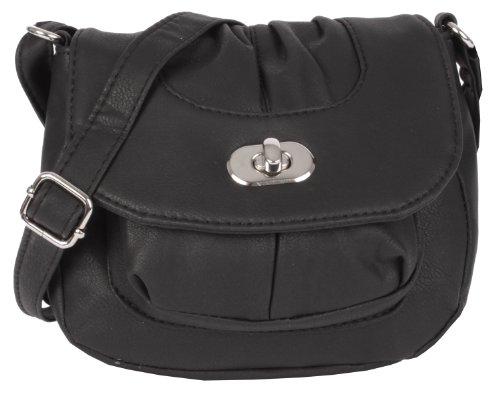 à New pour Sac Noir Bags l'épaule à femme porter rfPIrq