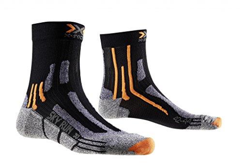 胃まぶしさオピエートx-socks Sky Run 2スポーツソックス