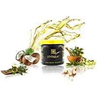 phos4us - Fruit Hair Repair Masque/Mask with extracts of Shea Butter (Natural Fruity Hair Spa Cream) - Hair Masks for damaged hair, hairfall control, hair growth and dry and frizzy hair (100gm)